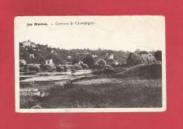 * CPA..dépt 94..CHAMPIGNY Sur MARNE : Coteaux De Champigny  :  Voir  2  Scans - Champigny Sur Marne
