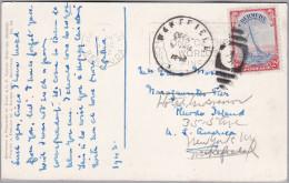 BERMUDA 1942-12-18 Hamilton Ansichtskarte Nach New-York - Bermudes