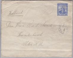TRINIDAD & TOBAGO 1920-05-20 Brief Nach Holland - Trinité & Tobago (1962-...)