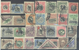 _4Zw491: Restje Van 29 Zegels : LIBERIA ....om Verder Uit Te Zoeken... - Liberia
