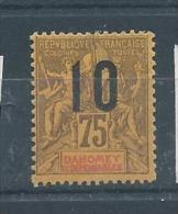 DAHOMEY N°42 * T.B - Nuovi