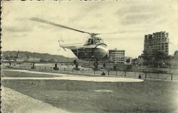 Liège : Hélicoptère Sikorsky 55 De La SABENA Ayant Servi Pour Les Premières Lignes Internationalles - Liege