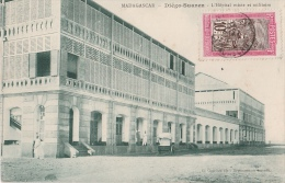 Cpa/pk 1913 Madagascar - Diégo-Suarez - L'hôpital Mixte Et Militaire - Madagascar