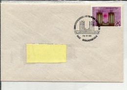 9500 Geraardsbergen   24-9-1988 - Orgues Anneessen - Timbre N° 2300 - Other