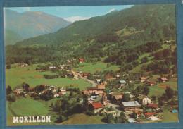 74 - MORILLON - Vue Générale - Non écrite-2 Scans-10.5 X 15 -CELLARD - Frankreich