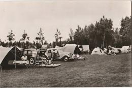 Cpa/pk Camping Rotterdam Citroën - Rotterdam