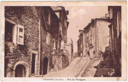 """France:48.lozere.chanac.""""rue Du Planaguet"""" - Formerie"""