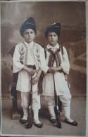 CRAIOVA 1910, Port Popular Oltenia, Copii De Tarani, Unused - Romania