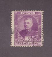 TIMBRE MONACO N°68 OBLITERE 1923 - Gebraucht