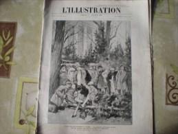 L'illustration (F), 1/1/1927, Vision De Fin D'année à Paris + Acropole Primitive De La Jérusalem Cananéenne - Livres, BD, Revues