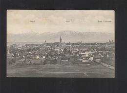 Romania PPC Sibiu 1917 - Romania