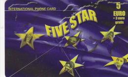 Calling Card - Frankreich