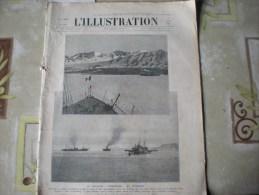 L'illustration (F), 4/8/1928, Le Croiseur Strasbourg Au Spitzberg + La Grande Offencive Des Pangermanistes à Vienne - Livres, BD, Revues