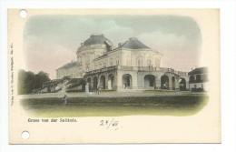 GRUSS VON DER SOLITUDE-litographie- - Stuttgart