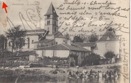 Briennon - Le Lavoir - 1904 - Lavandières - Otros Municipios