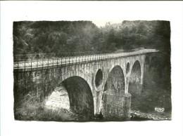 CP  - SALETTES (43) Le Pont - Francia