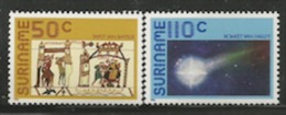 DG7713. SURINAM ** NEUFS, MNH. 1986 SERIE COMPLETE.