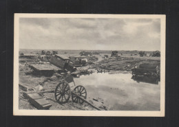 AK Frühjahrsschlacht Um Charkow 1942 Die Schlacht Ist Zu Ende - Guerra 1939-45