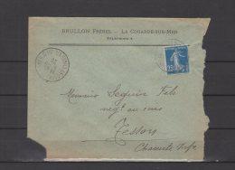 17 - La Couarde Sur Mer - Brullon Frères - 1920 - 1921-1960: Modern Period