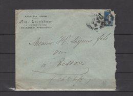 17 - La Courbe D'Aytré - Aug. Laurichesse - Vins En Gros - 1921 - 1921-1960: Modern Period