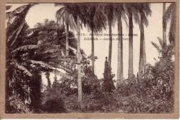 SENEGAL - AFRIQUE OCCIDENTALE - DAKAR - 2075 - JARDIN DE HANN - Collection Générale Fortier - Senegal