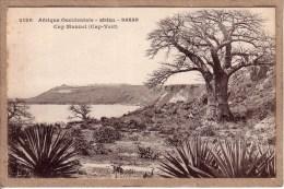 SENEGAL - AFRIQUE OCCIDENTALE - ARBRE - BAOBAB ?? - DAKAR - 2126 - CAP MANUEL - CAP VERT - Collection Générale Fortier - Senegal
