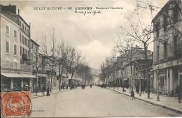BOULEVARD GAMBETTA - Cahors