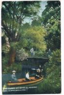 L1573   MONDORF-LES-BAINS : Partie De Canot Dans Le Parc - Mondorf-les-Bains