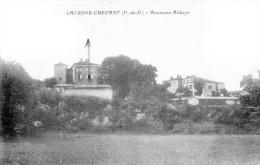 Crevant-Laveine - Canton De Lezoux - L'Ancienne Abbaye  - Très Beau Plan Animé - Francia