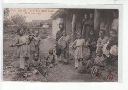 VIET NAM - ANNAM Types - HUE: Les Petites Musiciennes De La Reine Mère - Très Bon état - Viêt-Nam