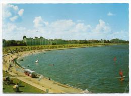 Allemagne--CUXHAVEN--1985--Nordseeheilbad --cpsm 15 X 10 N° 512 éd Otto Schulze - Cuxhaven