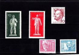 EXTRA-25 GDR 5  STAMPS. MNH **.