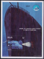 PALAU Int. Ocean year, diving