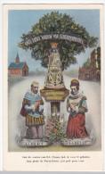 Scherpenheuvel - Montaigu  Aan De Voet Van OLV Heb Ik Voor U Gebeden Albert En Isabelle - Scherpenheuvel-Zichem