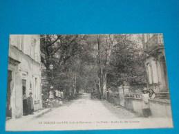47 - Le Temple-sur-lot - La Poste - Route De Ste-livrade - Année 1919 - EDIT - - France