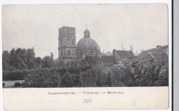 Scherpenheuvel - Montaigu    Cpa  Panorama - Scherpenheuvel-Zichem