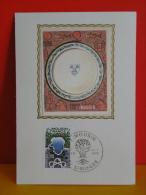 FDC- Carte Maxi, Limousin  - 87 Limoges - 29.5.1976 - 1er Jour, Coté 1,50 € - Maximumkaarten