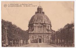 Scherpenheuvel - Montaigu      De Basiliek Voorgevel  1926 - Scherpenheuvel-Zichem