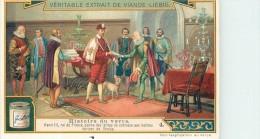 CHROMO LIEBIG - Histoire Du Verre N°4 - Henri III , Roi De France Donne Ect.. - Série Française N°1034 - Année 1911 - Liebig