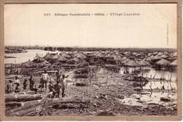 SENEGAL - AFRIQUE OCCIDENTALE - 507 - VILLAGE LACUSTRE - Collection Générale Fortier - Senegal