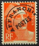 FRANCE 1922/47  PREOBLITERES - Marianne De Gandon N° 103A - 1 Timbre NEUF**  Y&T 8,5,00€ - Préoblitérés
