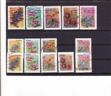 Afrique Du Sud 2000, SOUTH AFRICA - Flowers - Fleurs - Blumen - Oblitérés