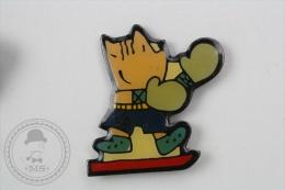 Barcelona 1992 Olympic Games - Cobi Mascot Boxing - Pin Badge #PLS - Juegos Olímpicos