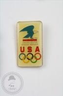 USA Olympic Games - United States Postal Service - Pin Badge #PLS - Juegos Olímpicos