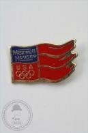 Maxwell House Advertising - Olympic Games USA - Pin Badge #PLS - Juegos Olímpicos