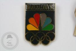 Olympic Games Barcelona 1992 - Enamel Pin Badge #PLS - Juegos Olímpicos
