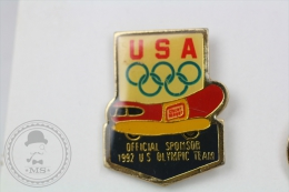 Olympic Games USA Sponsor - Oscar Mayer - Pin Badge #PLS - Juegos Olímpicos