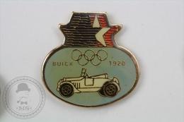 Olympic Games - Buick 1920 Old Classic Car - Pin Badge #PLS - Juegos Olímpicos