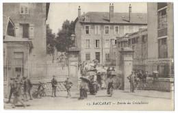 BACCARAT (Meurthe Et Moselle) Entrées Des Cristalleries - Belle Animation - Baccarat