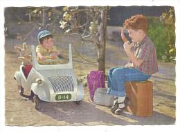 Humour 2cv Jouet Enfants Auto Stop - Humor